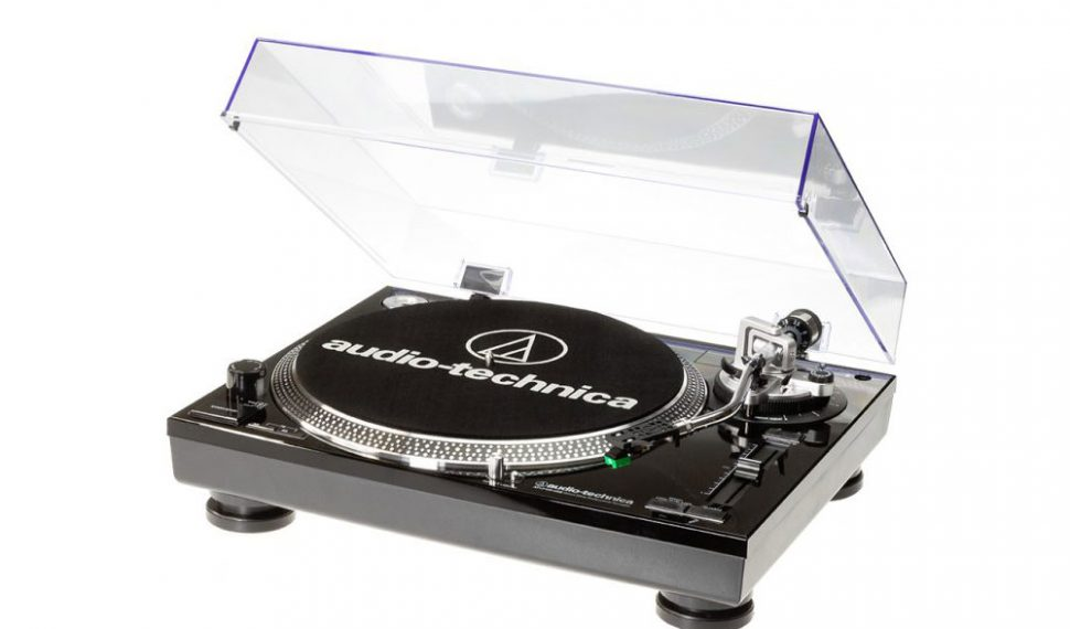 Audio Technica – Getting into turntables and records