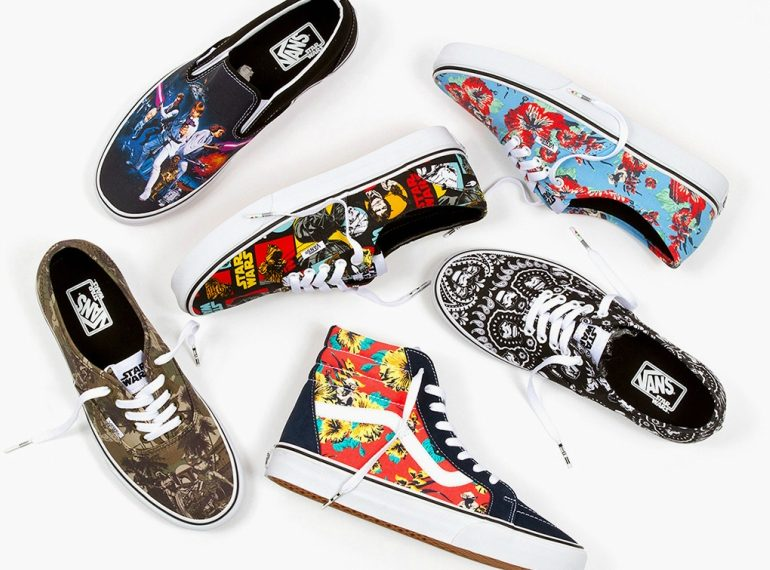 How Vans became the ultimate Pop Culture Icon