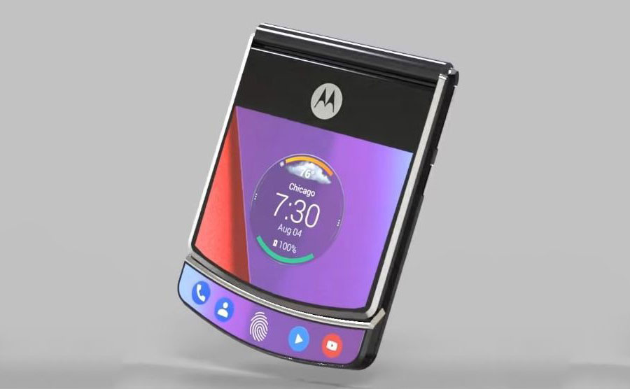 Motorola Razr – The best folding phone of 2019?