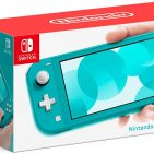 Nintendo Switch Lite Console – Turquoise