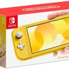 Nintendo Switch Lite Console – Yellow