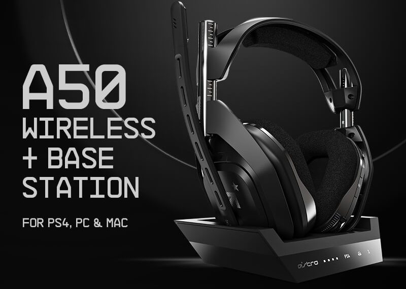 Astro A50 7.1 Gaming Headset