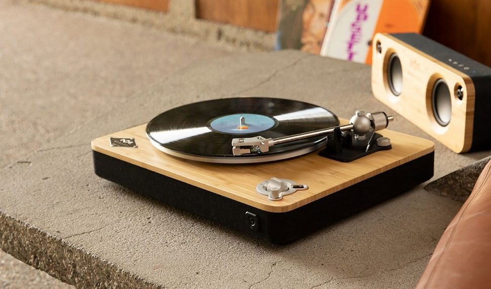 """House of Marley """"Stir It Up"""" Turntable"""